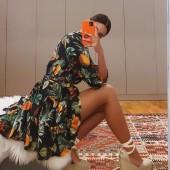 "REBECCA dress @karavanclothing It's a Karavan family matter ... . . Feat. @stelastela ""Back to the roots"" SS 20 collection #shortdress #newcollection #karavanfamilytriesss2020 #instashopping 🛍"